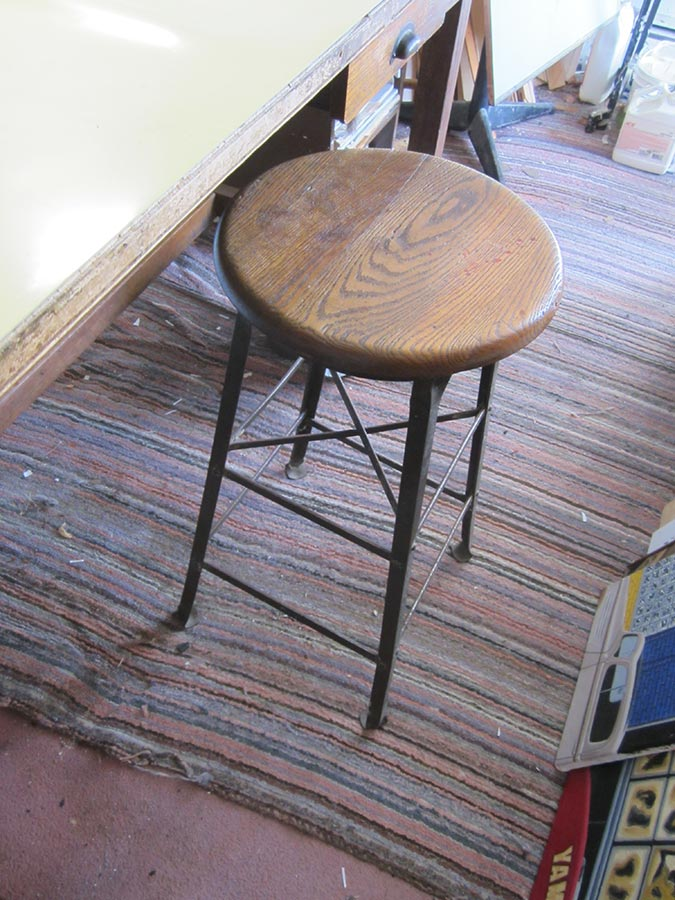 Drawing Table Stool