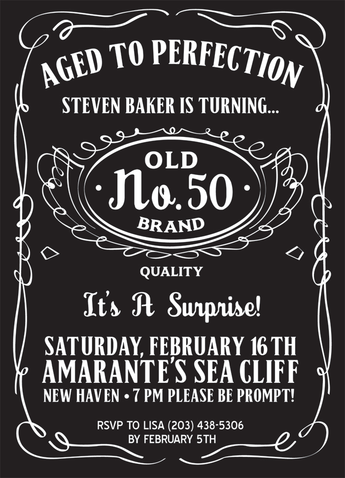 Printable Invitations 30th Birthday