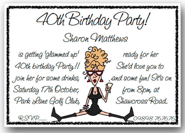 That Is All For The Ideas Good Luck Preparing Your Party You Can Never Be Too Old To Celebrate Birthday