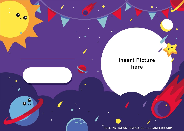 https www dolanpedia com 11 creative space galaxy birthday invitation templates html