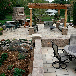 outdoor patio designs landscaping and