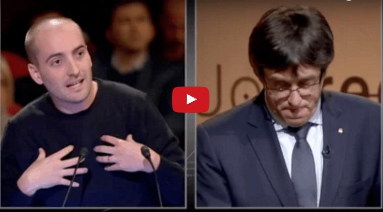 La pregunta que ayer tumbó a Puigdemont en TV3
