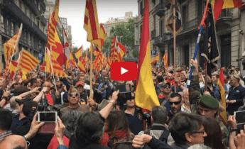 Barcelona legionarios
