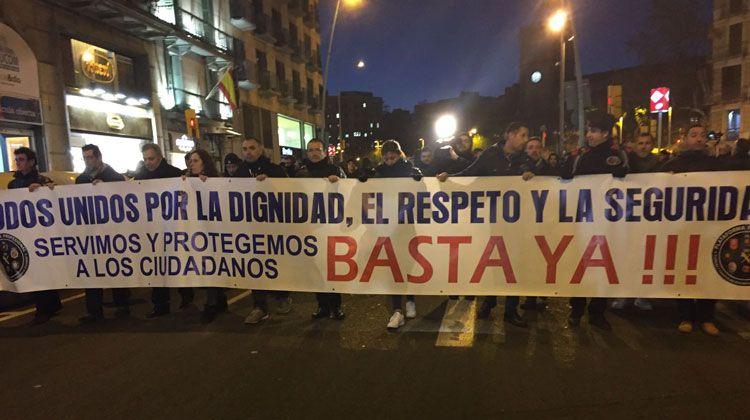 Inédito: la policía se harta de CUPs, Colaus y compañía