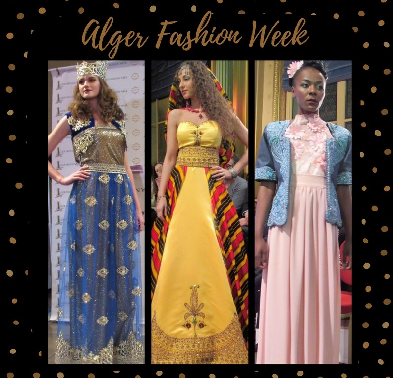 Alger Fashion Week 2016