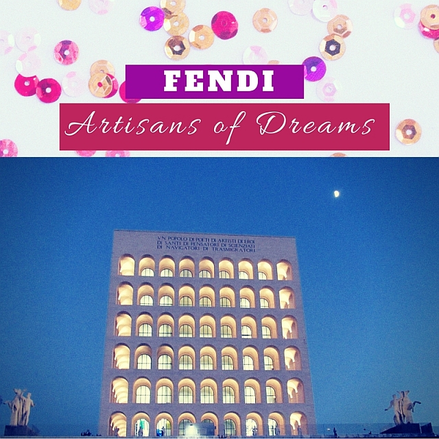 Fendi Artsians of Dreams