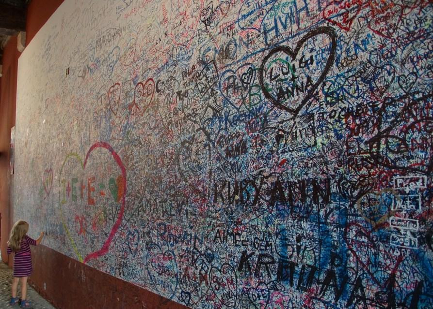 Verona Love Wall