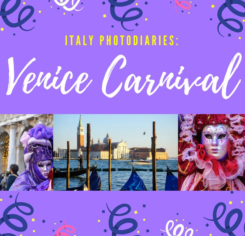 Italy Photo Diaries Venice Carnival