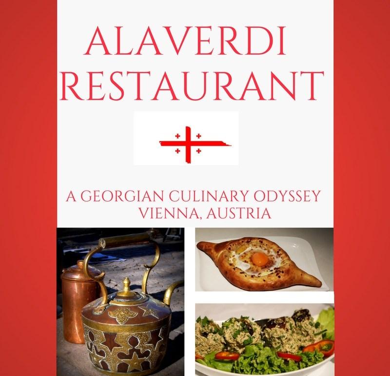 Alaverdi Restaurant: A Georgian Culinary Odyssey in Vienna