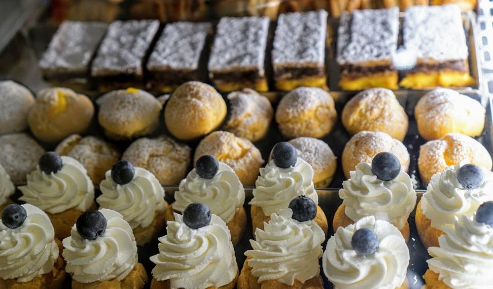 roscioli pastries