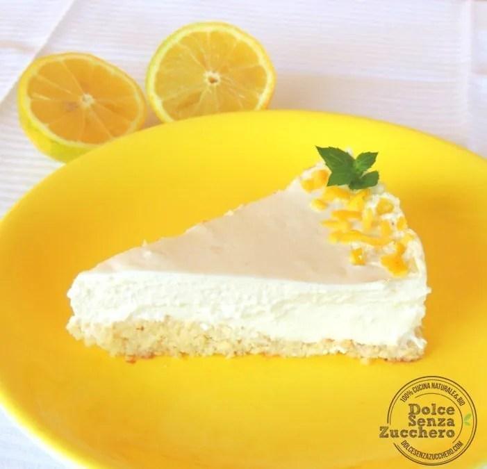 Cheesecake al limone e mandorle (4)