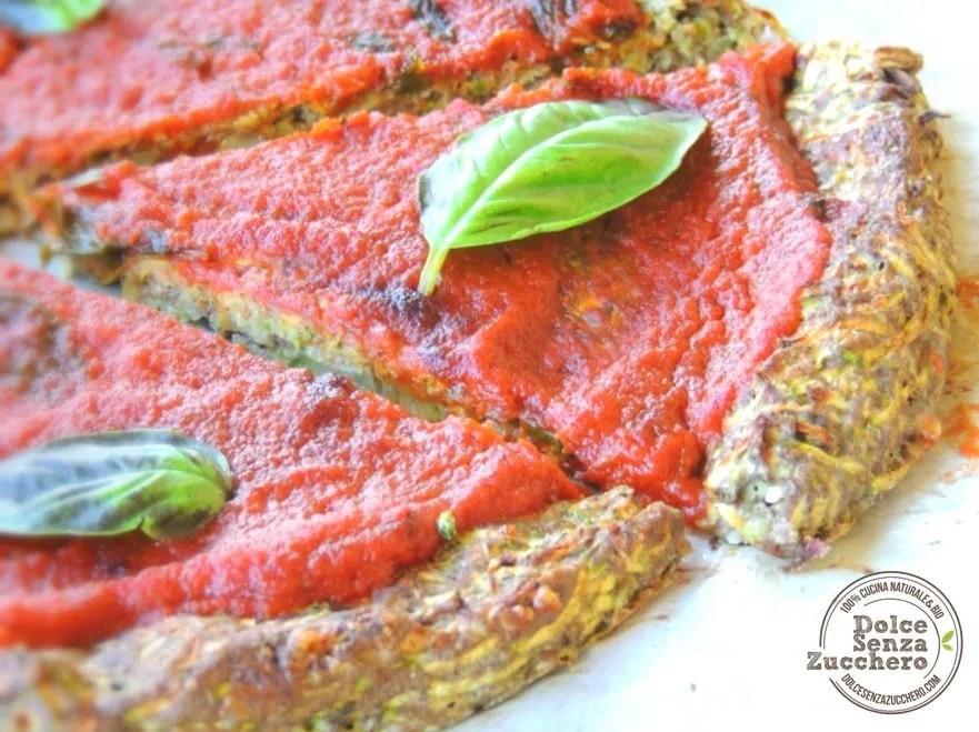 Pizza con le zucchine (4)
