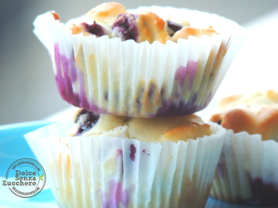 Muffin con Mirtilli (4)