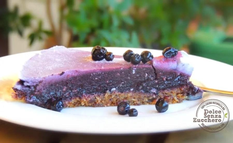 Torta Mirtilli e Frutta secca (5)