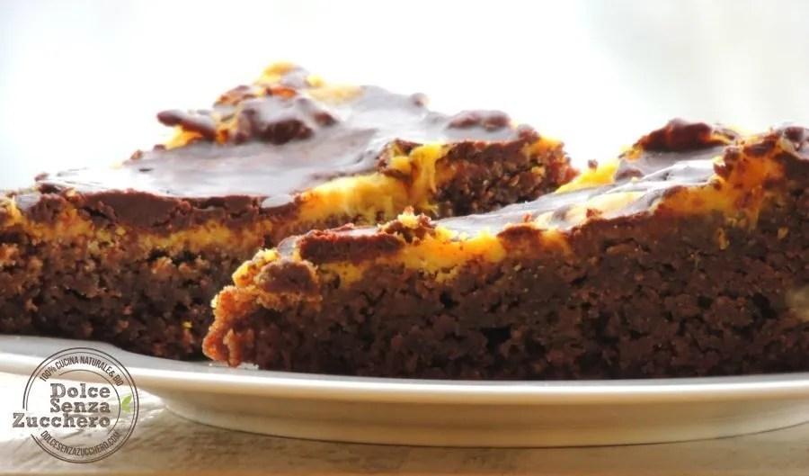 Torta all'arancia crema e cioccolato (2)