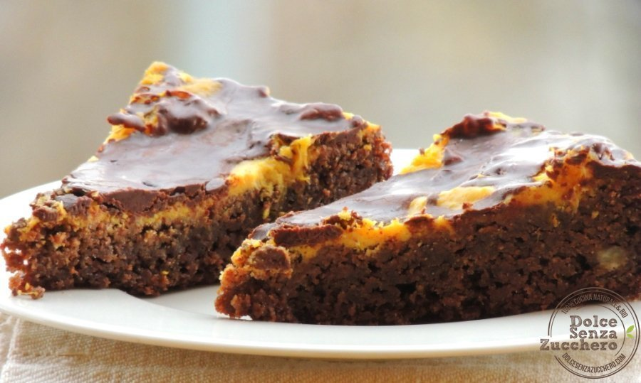 Torta all'arancia crema e cioccolato (5)