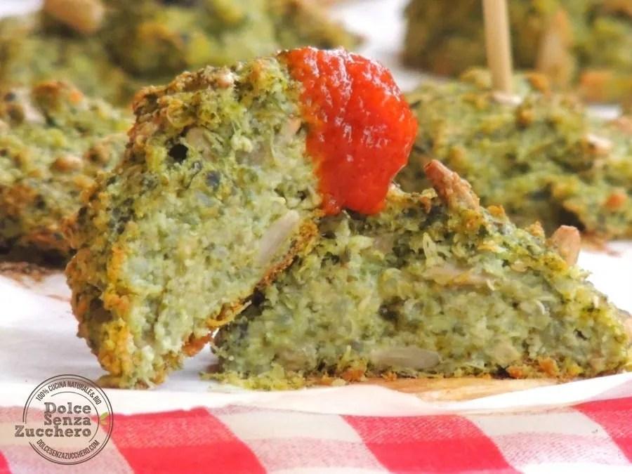 Polpette di Quinoa (Ricetta Senza Glutine)