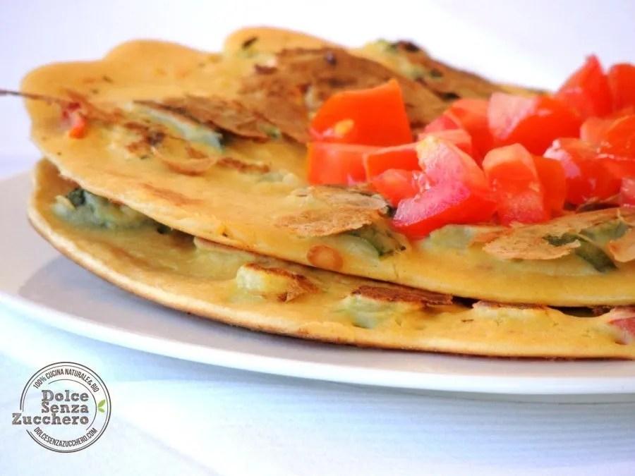 Crepes salate con le verdure (1)