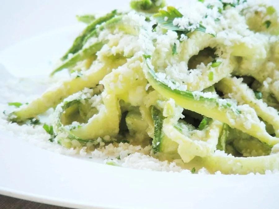 Spaghetti di zucchine_Dolce Senza Zucchero (8)
