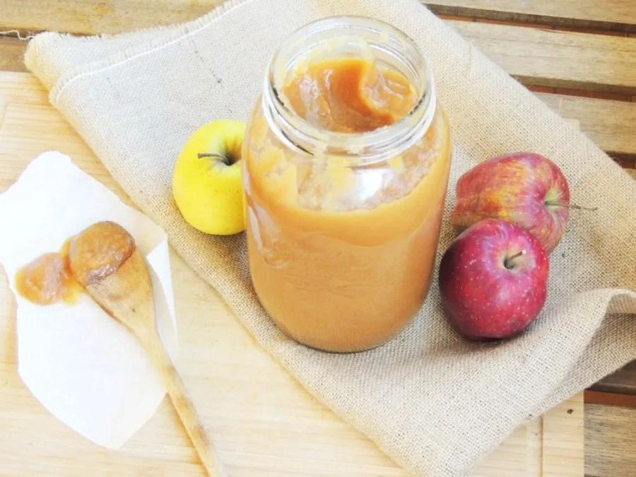 Apple Butter_Burro di Mele_Dolce Senza Zucchero (3)