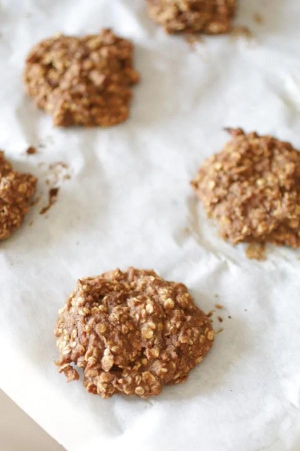 Biscotti avena e burro di mele (5)