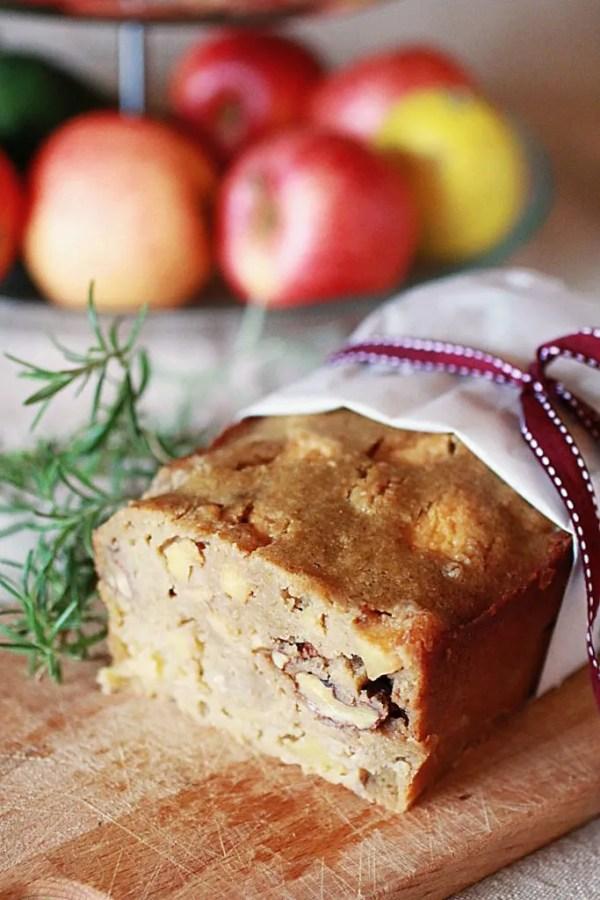 Pan di Mele Dolce Senza Zucchero_1
