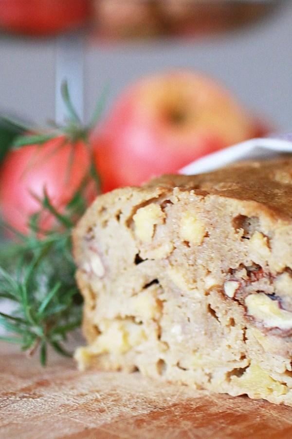 Pan di Mele Dolce Senza Zucchero_3