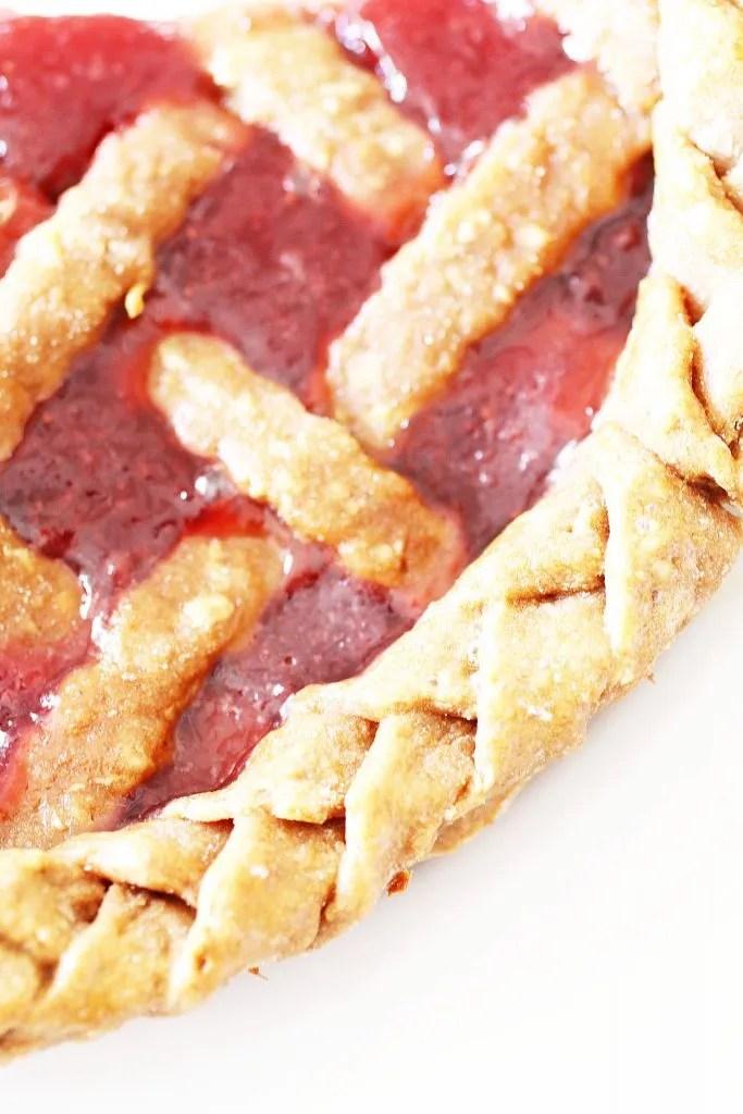 Crostata Senza Burro a Basso Indice Glicemico (5)