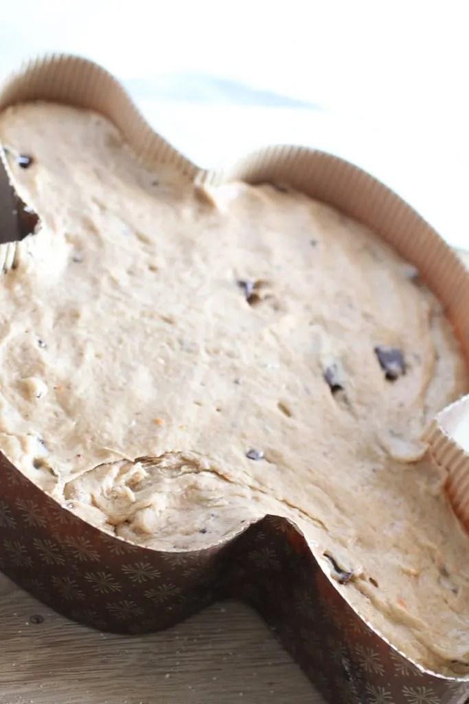 Colomba con pasta madre al farro e senza zucchero (3)