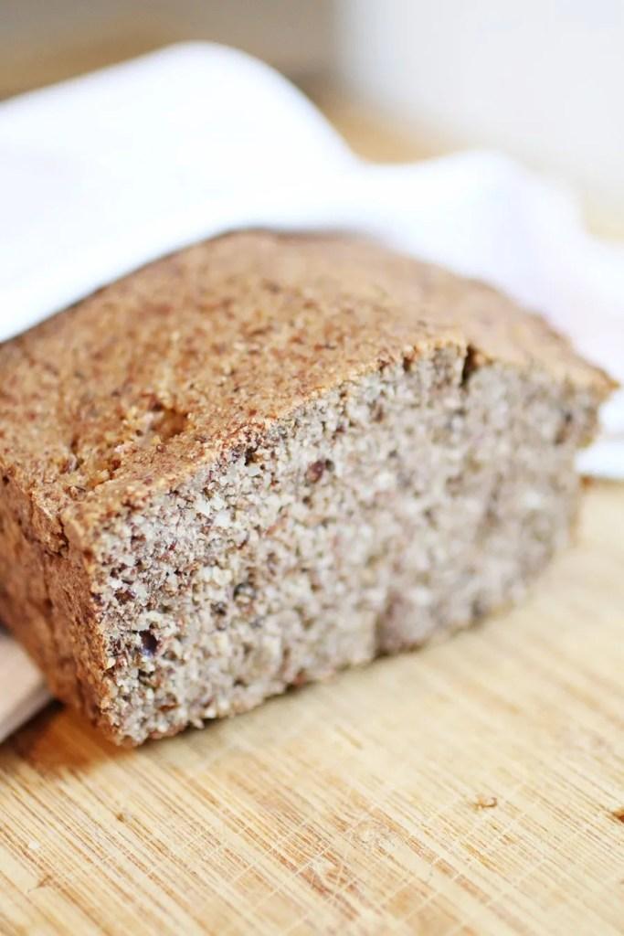 Pane morbido senza glutine e senza farine (pane di Luca) (3)