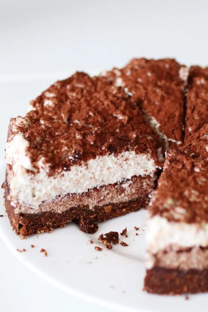 Torta Tiramisù Senza Zucchero e Senza Glutine (11)