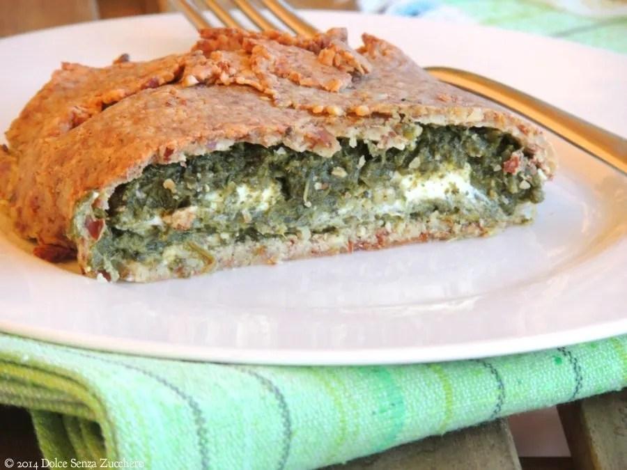 Strudel Salato Verdure Verdi e Caprino (2)