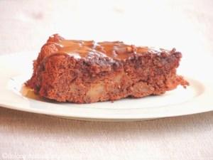 Torta Pere e Cioccolato Senza Glutine e senza zucchero