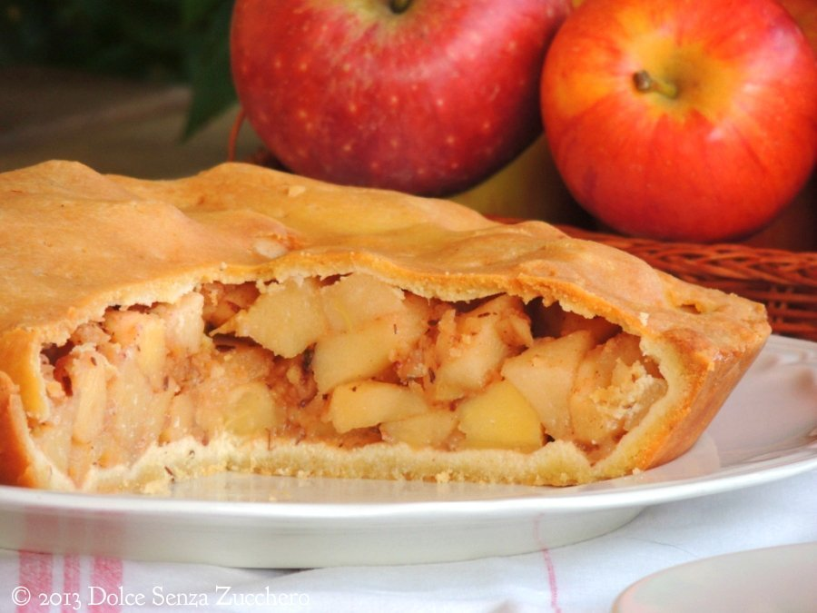 Torta di Mele_Apple Pie_con stevia (9)