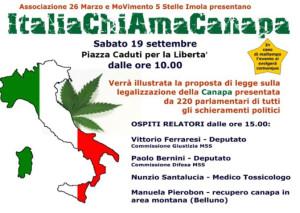 italia chiama canapa 2