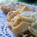 Briciole di frolla vanigliata e cioccolato bianco