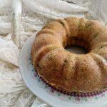 Torta salata con formaggio e verdurine