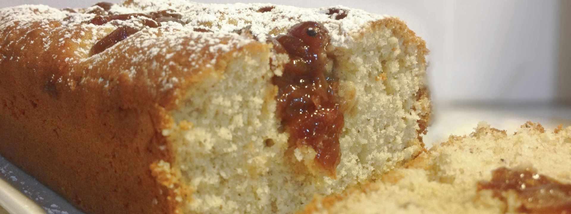 Plumcake con farina di grano saraceno