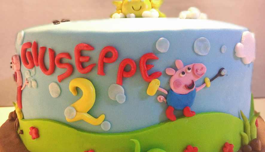 Torta peppa pig 1