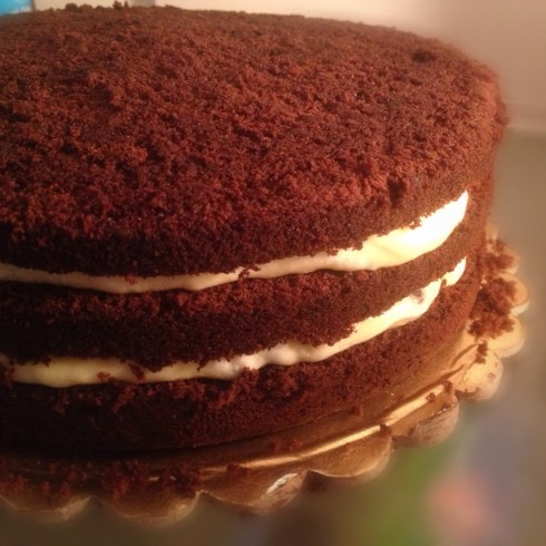 Devil Food Cake