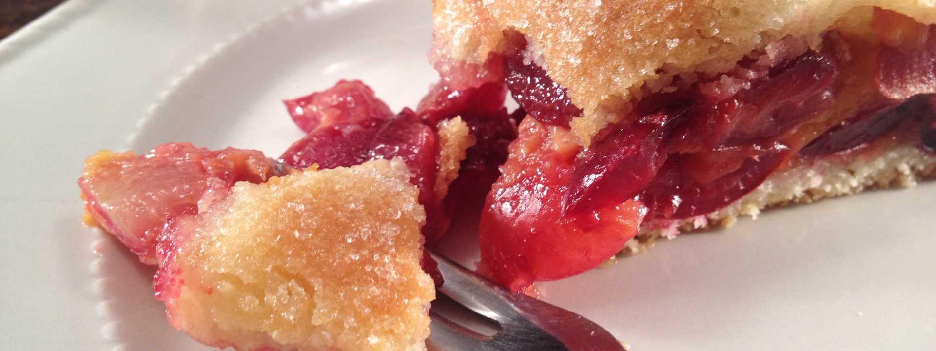 Cherry Pie senza glutine