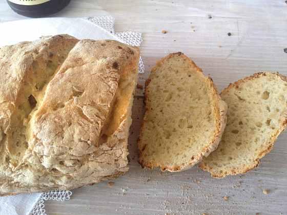 Pane senza glutine 1
