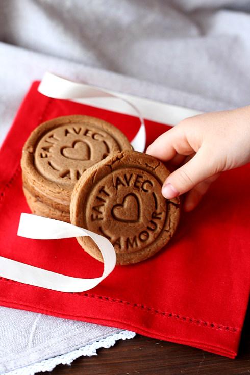 Biscotti frolla al cioccolato 3