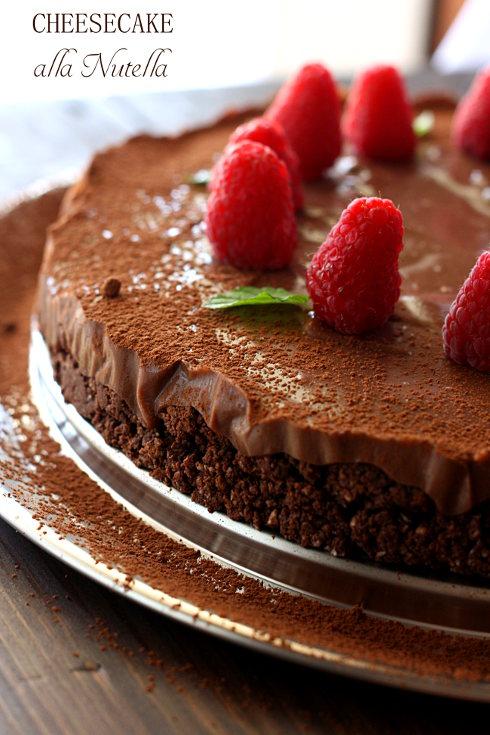 _Cheesecake nutella 2