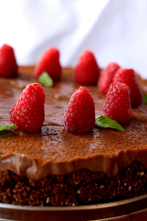 _Cheesecake nutella