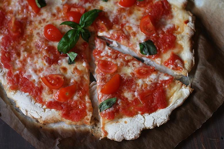 Pizza senza glutine 3
