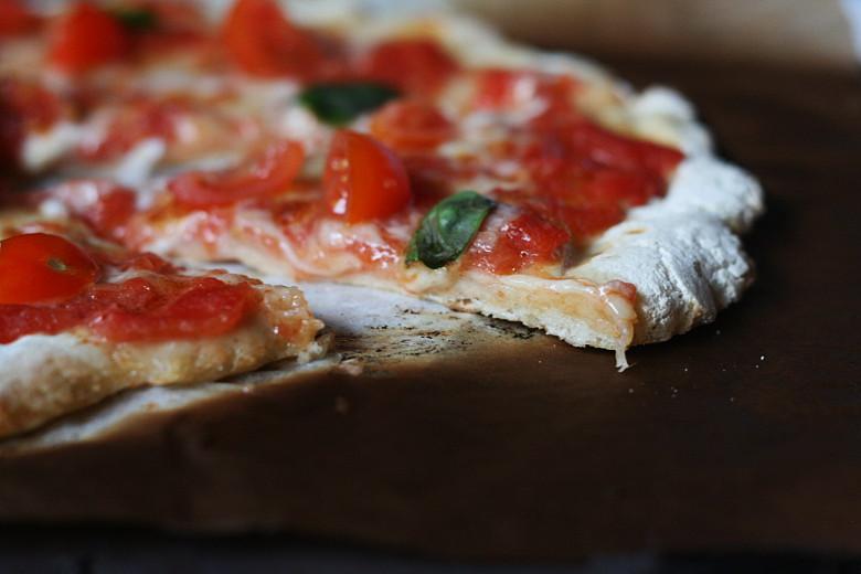 Pizza senza glutine 4