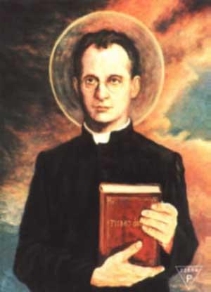 blaženi Edvárd Grzymala - duhovnik in mučenec
