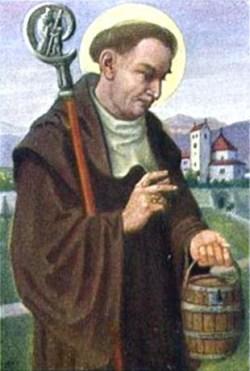 sveti Otmar - opat