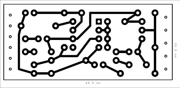 mm2eqv4 - PCB